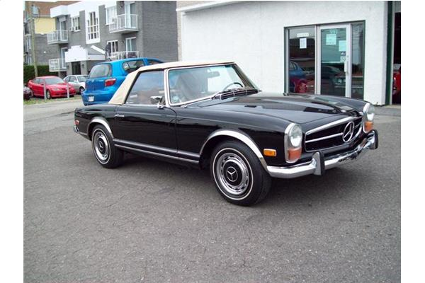 Mercedes-Benz 280 SL 1970